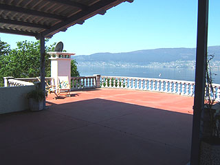 Large terrace ( 60 m2+) with incredible views